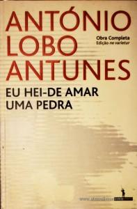 Eu Hei-de Amar Uma Pedra «€5.00»