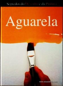 Patrícia Monahas - Aguarelas - Desc. 156 pág / 28.5 cm x 21,5 cm / Ilust «€15.00»