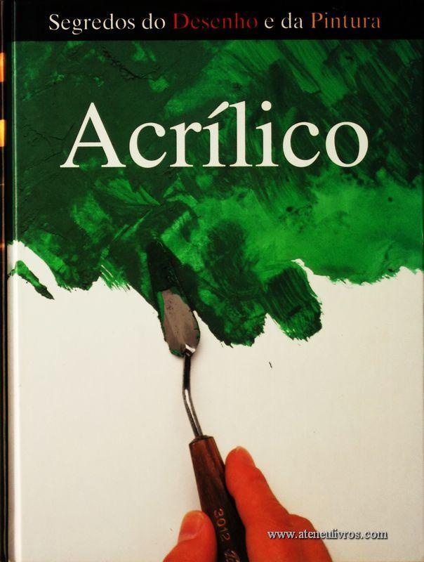 Wendy Clouse - Acrílicos - Desc. 156 pág / 28.5 cm x 21,5 cm / Ilust «€15.00»