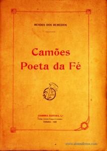 Camões Poeta de Fé