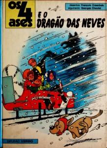 Os 4 Ases e o Dragão das Neves «€5.00»