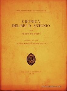 Crónica Del-Rei D. António