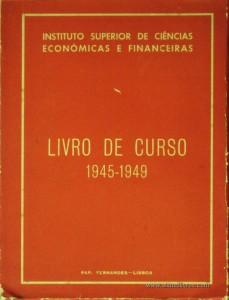 Livro de Curso 1945-1949