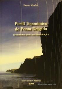 Perfil Toponímico de Ponta Delgada