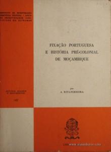 Fixação Portuguesa e História Pré-Colonial de Moçambique