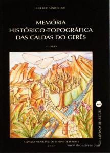 Memórias Históricas-Topográfica das Caldas do Gerês