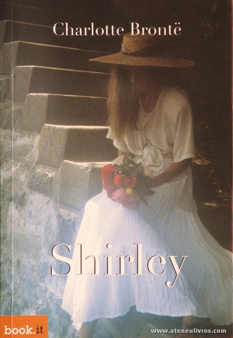 Charlotte Brontë - Shierley «€6.00»
