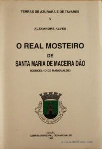 O Real Mosteiro de Santa Maria de Maceira Dão