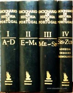 Dicionário de História de Portugal