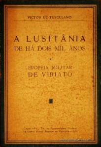 A Lusitânia de Há Dois Mil Anos
