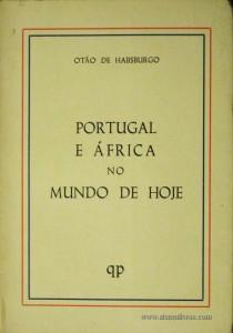 Portugal e a África no Mundo de Hoje