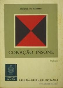 Coração Insone «Poesia»
