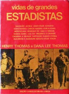 Vida de Grandes Estadistas «€5.00»