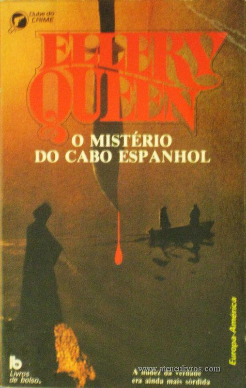 O Mistério do Cabo Espanhol «€5.00»