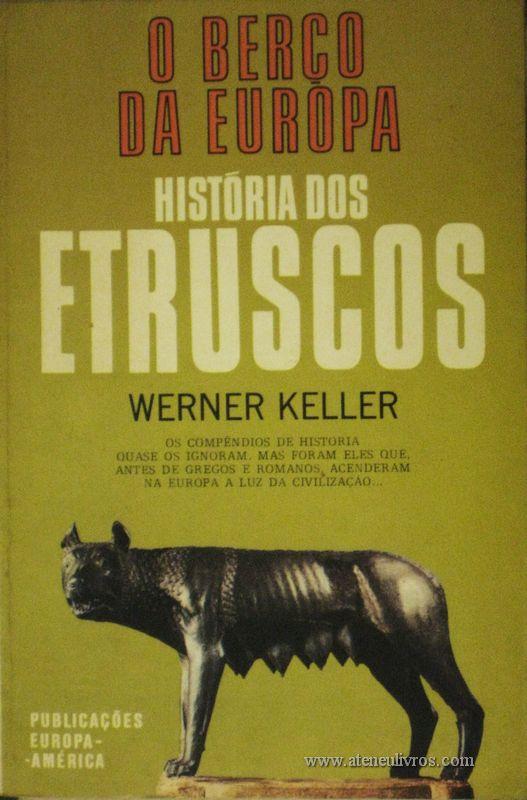 História dos Etruscoc «€5.00»