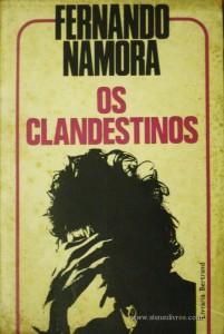 Fernando Namora - Os Clandestinos «€5.00»