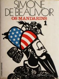 Simone de Beauvoir - Os Mandarins «€5.00»