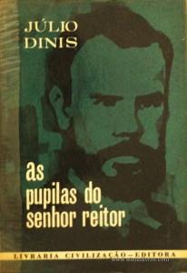 Júlio Dinis -As Pupilas do Senhor Reitor «€5.00»