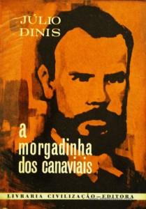 Júlio Dinis -A Morgadinha dos Canaviais «€5.00»