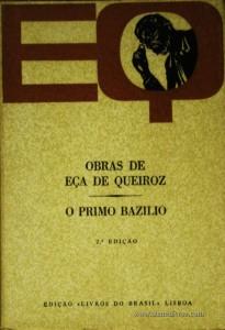 Eça de Queiroz - O Primo Bazilio «€5.00»