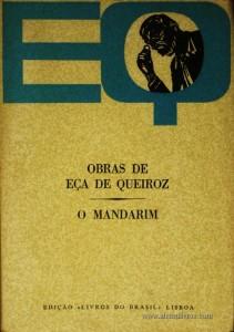 Eça de Queiroz - O Mandarim «€5.00»