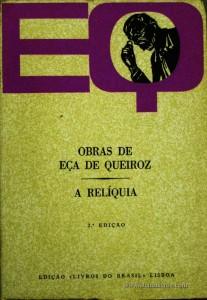 Eça de Queiroz - A Relíquia «€5.00»