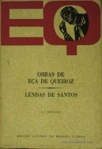 Eça de Queiroz - Lendas de Santos «€5.00»