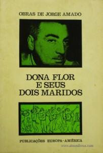 Jorge Amado - Dona Flor e Seus Dois Maridos «€5.00»