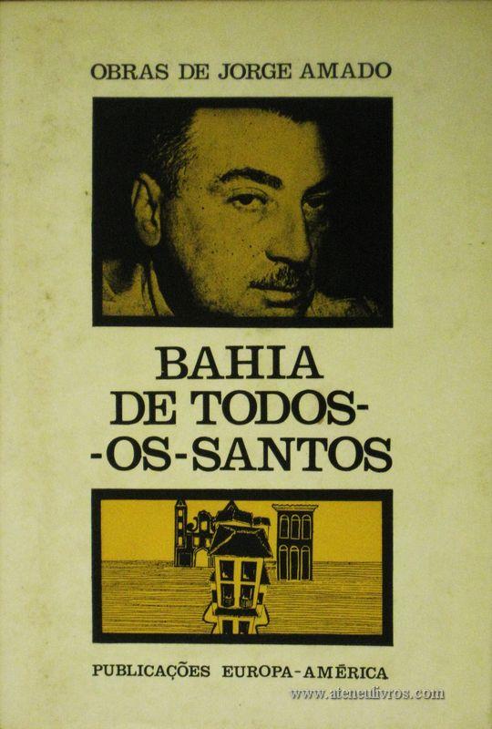 Jorge Amado - Bahia de Todos-os Santos «€5.00»