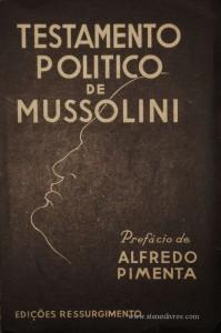 Testamento Politico de Mussolini