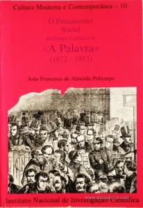 O Pensamento Social do Grupo Católico de «A Palavra» (1872-193)