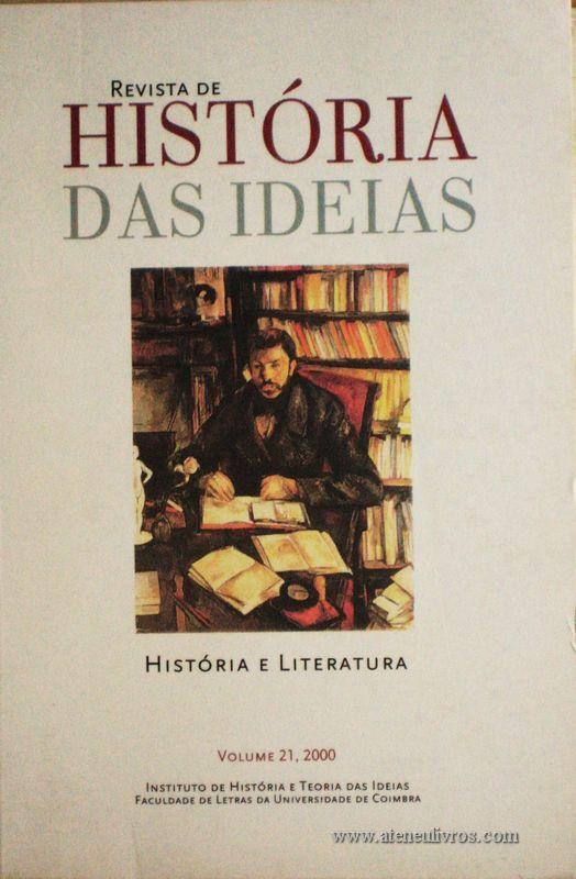 Revista de História das Ideias