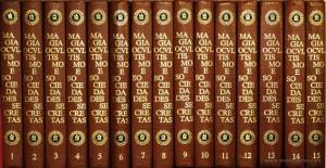 História da Magia e do Ocultismo e das Sociedades Secretas