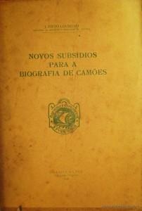 Novos Subsídios para a Biografia de Camões