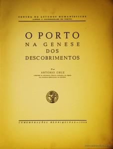 O Porto na Génese dos Descobrimentos