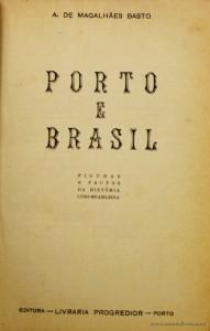 Porto e Brasil