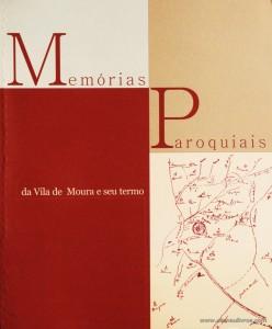 Memórias Paroquiais de Vila de Moura e seu Termo