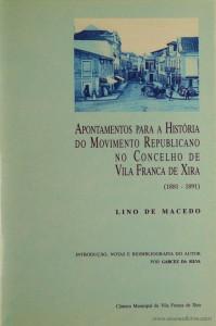 Apontamentos para a História do Movimento Republicano no Concelho de Vila Franca de Xira