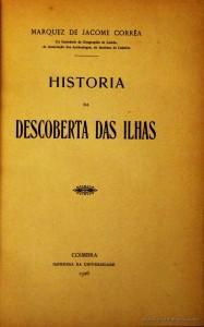 História da Descoberta das Ilhas