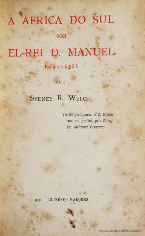A África do Sul sob El-Rei D. Manuel (1495-1521)