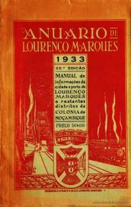 Anuário de Lourenço Marques