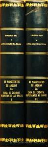 Os Manuscritos do Arquivo da casa de Cadaval Respeitantes ao Brasil