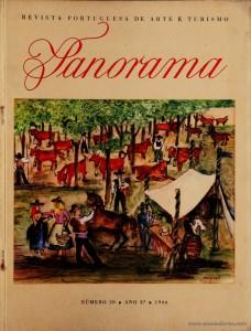 Panorama - Revista Portuguesa de Arte e Turismo - n.º 20 - Ano 3.º - 1944 «€15.00»