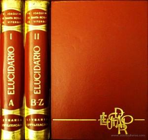 Elucidário das Palavras, Termos e Frases