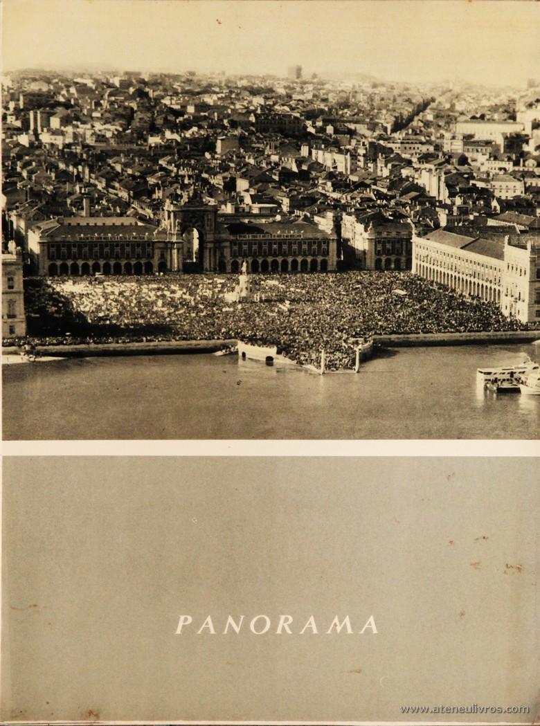 Panorama - Revista Portuguesa de Arte e Turismo - n.º 7 - IV Série - 1963 «€15.00»