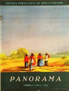 Panorama - Revista Portuguesa de Arte e Turismo - n.º 21 - Ano 3.º - 1944 «€15.00»