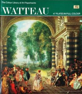Anita Brookner - Watteau – Hamlyn – 1971. Desc. 47 pág / 27 cm x 23,5 cm / Br. Ilust «€10.00»