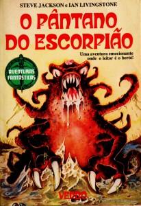 O Pântano do Escorpião «€5.00»