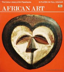 Dennis Duerden – African Art – Hamlyn – 1971. Desc. 51 pág / 27 cm x 23,5 cm / Br. Ilust «€10.00»