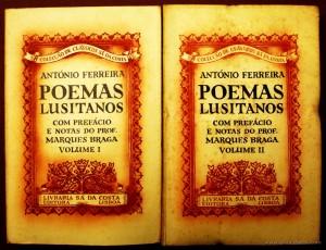 Poemas Lusitanos